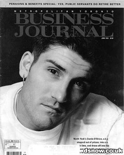 Business Journal Magazine cover