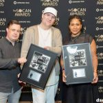 Snow with SOCAN Award 2017
